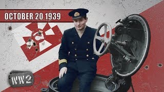 The Submarine War   WW2   008 October 20 1939