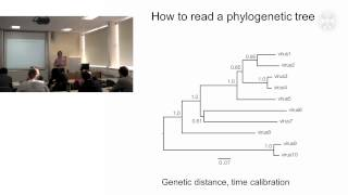 1. Phylogenetic analysis of pathogens(lecture - part1) -