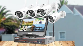 5 Best Wireless Security Camera System in 2020