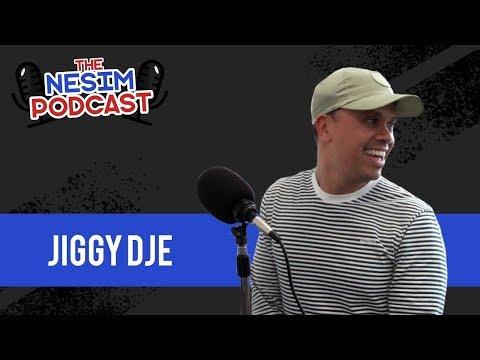 JIGGY DJE over FUNCTIE BIJ TOPNOTCH, GHOST WRITERS & EEN NIEUW ALBUM?? – THE NESIM PODCAST
