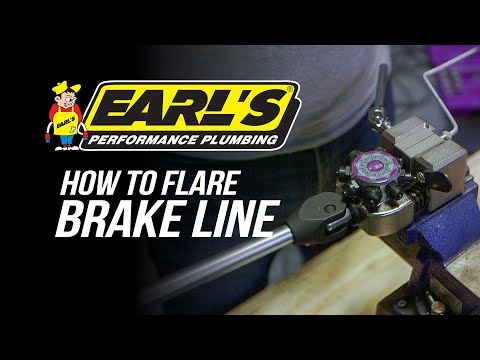 How To: Make a Perfect Flare With Earl's Pro Flare Kit
