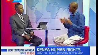 Bottomline Africa: Kenya human rights