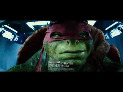 Teenage Mutant Ninja Turtles Commercial