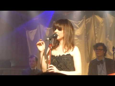 Laura Jansen - A Call To Arms ft. Ed Harcourt - Album Release Party - @ PLLEK, Amsterdam 3.21.13