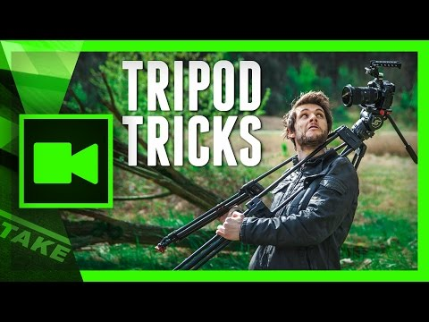5 (more) Creative TRIPOD Tricks for Video | Cinecom.net