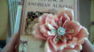 Altered Cigar Box With Melissa Samuels