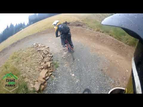 Trail Park Klínovec Rubín 2017