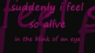 ashley tisdale-suddenly lyrics vid