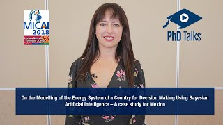 On the Modelling of the Energy System of a Country for Decision Making Using Bayesian Artificial Intelligence – A case study for Mexico