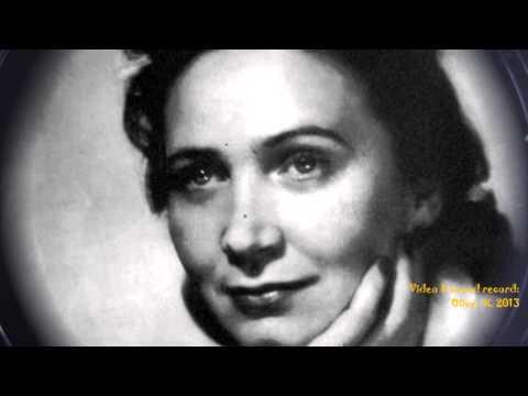 Rumba Negro- Marta Mirska  1948!