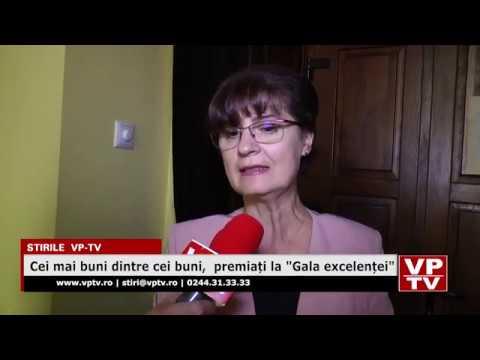 """Cei mai buni dintre cei buni,  premiați la """"Gala excelenței"""""""