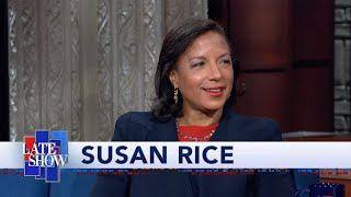 """Susan Rice: Pulling U.S. Troops From Northern Syria Is """"Bat**** Crazy"""""""