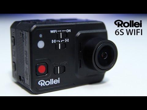 Rollei 6S WIFI ActionCam con buena CALIDAD PRECIO!