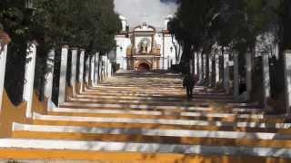 preview picture of video 'Iglesia de Guadalupe en San Cristobal de las Casas [Full HD]'