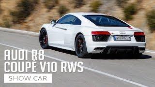 Audi R8 Coupé V10 RWS - Show Car