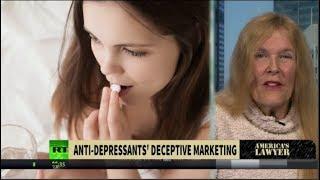 Rosenberg: Anti-Depressants are now found in environmental water