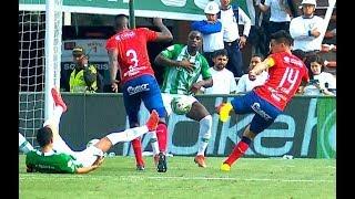 Medellín vs Nacional (2-2)   Liga Aguila 2019-I   Fecha 8
