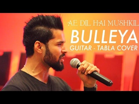 Bulleya || Guitar Cover by Vijay ||…