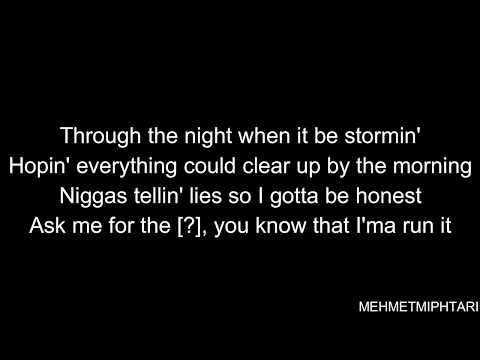 YoungBoy Never Broke Again - Through The Storm (LYRICS)