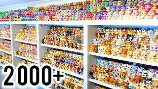 My 2,000+ Littlest Pet Shop Collection!