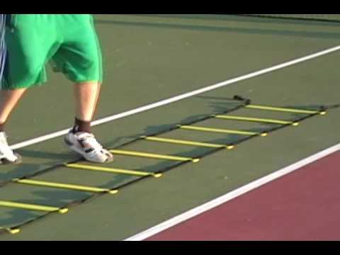immagine di anteprima del video: esercizi coordinativi con scaletta