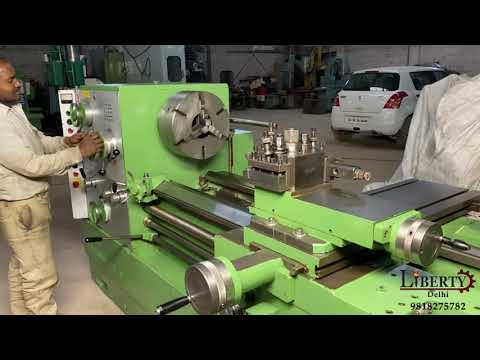 Gornati Legoor 300 Lathe Machine