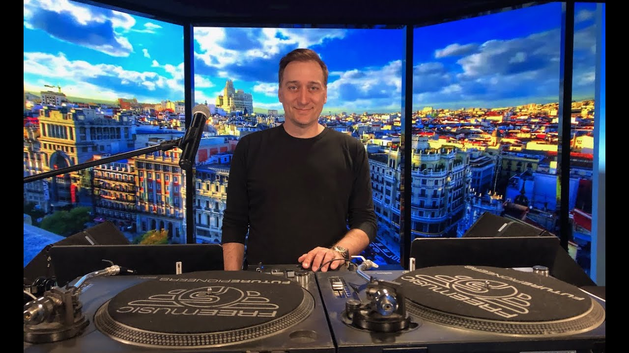 Paul van Dyk - Live @ Sunday Sessions #46 x ASeven Club Berlin, Germany 2021