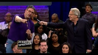 Game Over: Roast (The Jerry Springer Show)