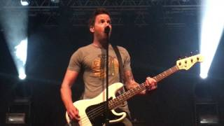 Simple Plan Vacation live - Soundcheck Milano (June 16th 2017)