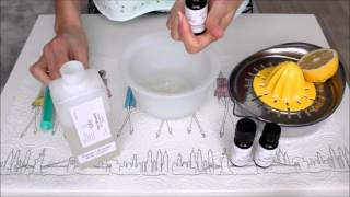 Shampoo selber machen - natürlich und haarwuchsfördernd