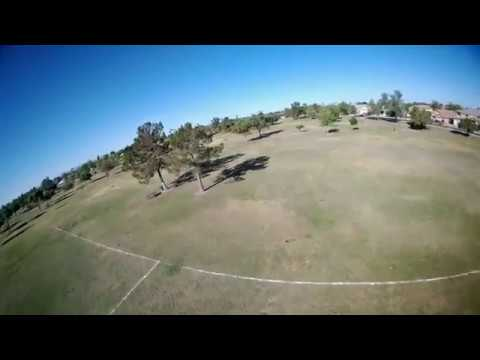 Mobula7 HD Brushless Whoop - FPV Park Flight 3s Battery