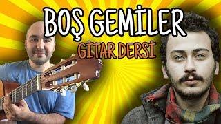 YİNE YAPMIŞLAR! / Boş Gemiler - Yüzyüzeyken Konuşuruz (Gitar Dersi)