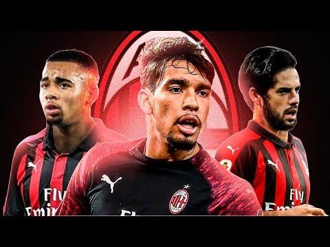 RECONSTRUINDO O MILAN!!! FIFA 19!