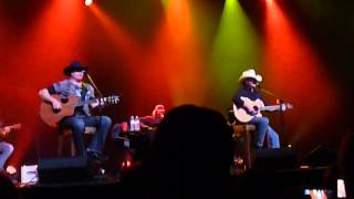 Mark Chesnutt live acoustic  little to late