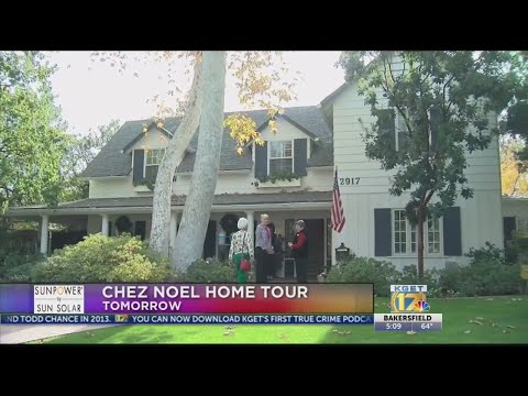 Chez Noel home tour is back in Bakersfield