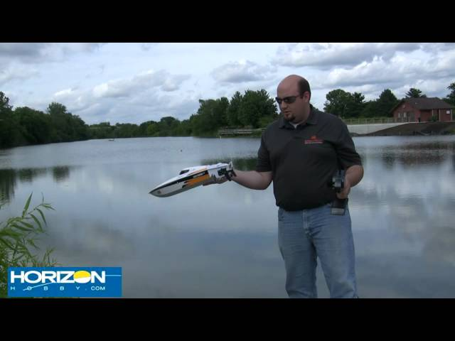 HorizonHobby.com Pro Boat Shockwave 26 Brushless Review