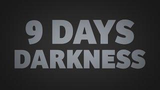 9 Days Darkness - My Dark Room Retreat Experience