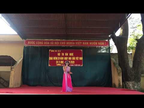 Hội thi văn nghệ chào mừng 38 năm ngày nhà giáo Việt Nam 20-11