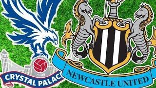 Live   Starting XI   Crystal Palace v Newcastle United