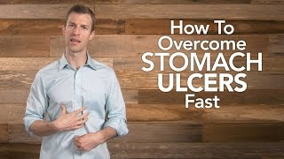 How to Overcome Stomach Ulcers | Dr. Josh Axe