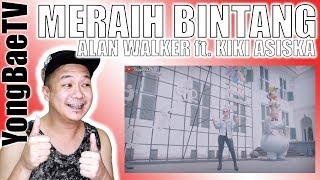 Meraih Bintang - Alan Walker Music! Asian Games Theme Song Ft. Kiki Asiska | Reaction | YongBaeTV