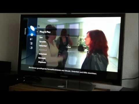 Anleitung zum Entfernen nutzloser TV-Sender bei Samsung Fernsehern