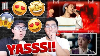SKZ THUNDEROUS FIRST WIN | SHOW CHAMPION + BAEKHYUN Is it me? Lovers of the Red Sky OST MV REACTION