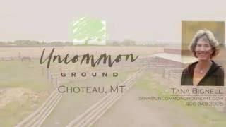 3981 Hwy 89 S in Choteau, MT