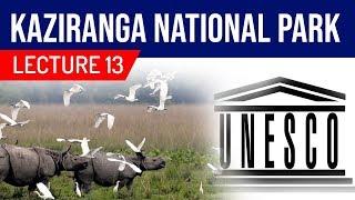 UNESCO World Heritage Site, Kaziranga National Park, One Of The Worlds Finest Wildlife Refuges #13