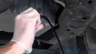 Engine Oil Change and Filter Ford Edge
