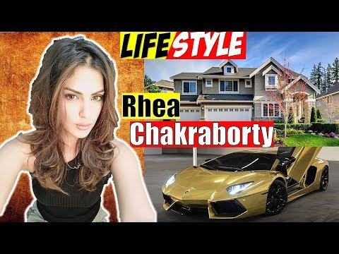 Rhea Chakraborty Lifestyle & Biography - Net Worth, Age, Boyfriend, Education, Height Weight, Bio