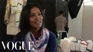 LemLem Designer Liya Kebede Talks Fashion & Sustainability