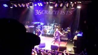36 Crazyfists - Death Renames the light.AVI