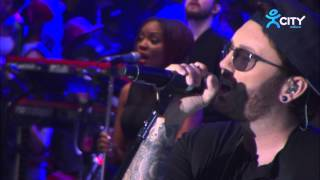 James Arthur - Roses Live@Coca-Cola Happy Energy Tour 2014